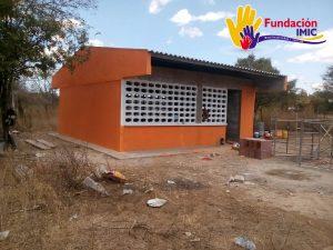 trayendo bendición a la vida de las niños Wayuu
